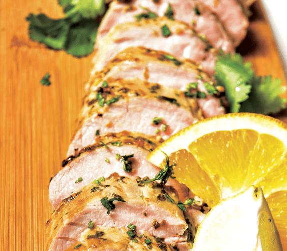 Roasted Pork Tenderloin Recipe