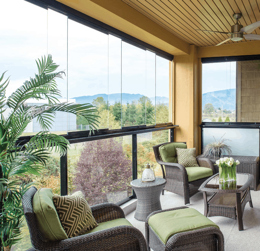Small Balcony Ideas for Big Style - Home Trends Magazine