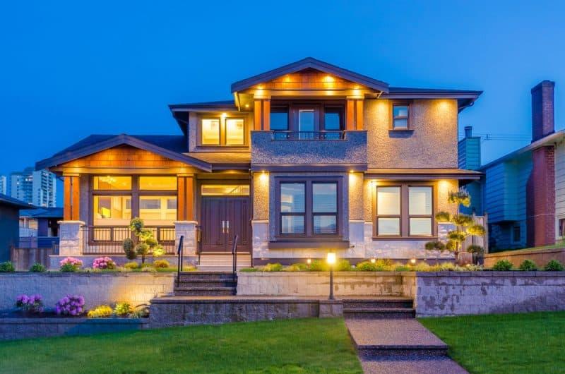Exterior Lighting Ideas Home Trends Magazine
