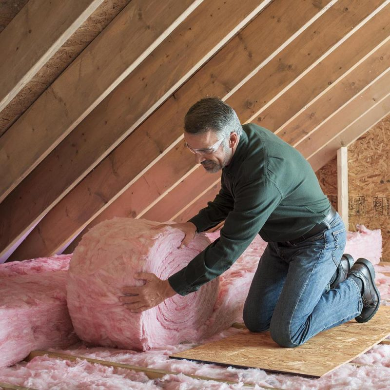 What To Fix First In An Old House Reno? - Insulation