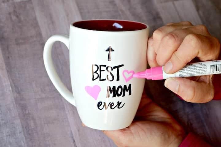 Mother's Day DIY Mug