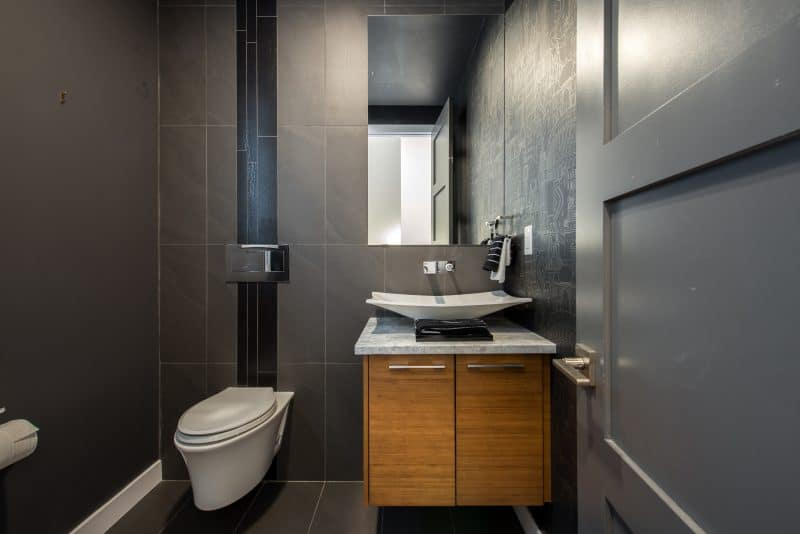 powder rooms and en-suites