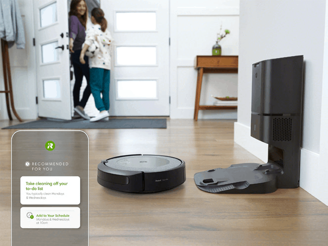 Giveaway: Roomba i3+ by iRobot!