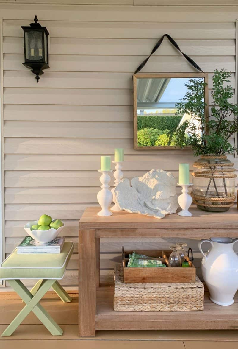 Soothing Outdoor Sanctuary